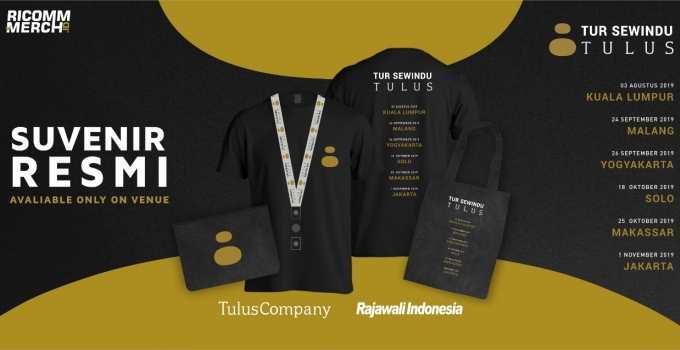 Official Merchandise Artis